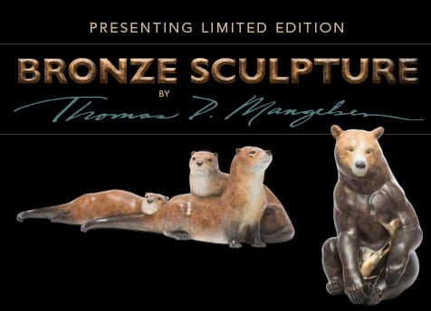 Introducing Mangelsen Bronze Sculptures