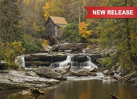 New Release Image The Old Grist Mill